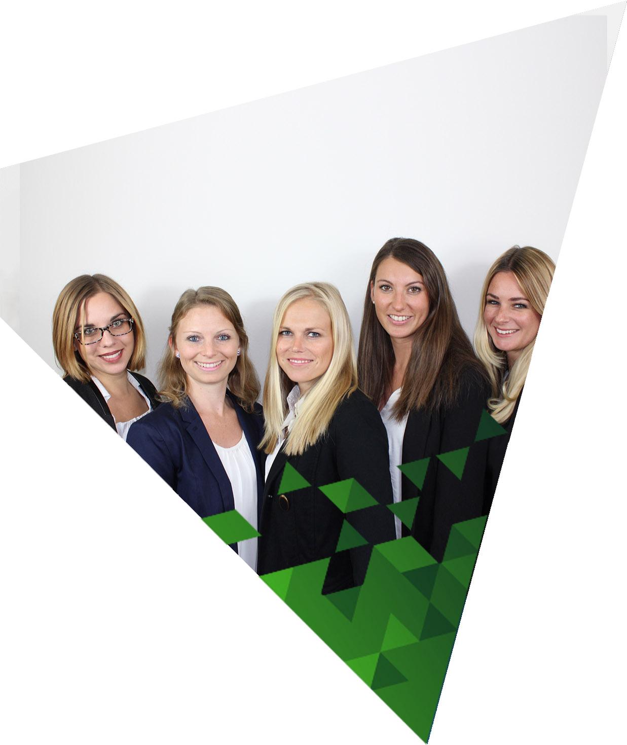 Greenlight Consulting: 5 Beraterinnen