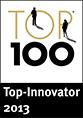 Auszeichnung Top Innovator 2013